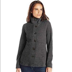 Prana Catrina Grey Jacket Coat